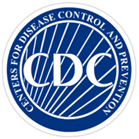 CDC logo and the importance of using mosquito spray